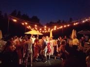 Wedding venue Aurora Oregon Portland Oregon Bride Groom Bridal Suite Rustic Farm I5