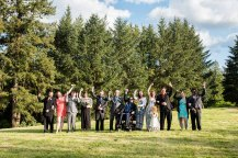 The Wedding Meadow - Krishna Muirhead Photography
